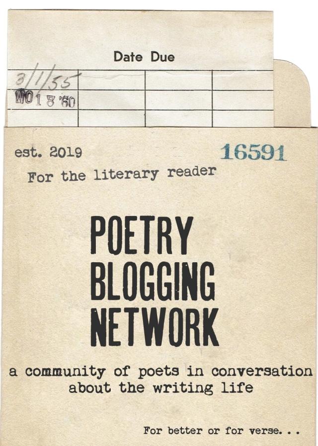 BLOG BADGE 2019 Poetry Blogging Network